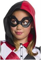 DC Superhero Girls Harley Quinn Child's Costume Mask