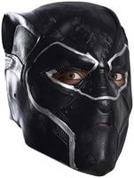 Marvel Black Panther Adult 3/4 Vinyl Costume Mask