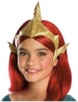 DC Aquaman Movie Mera Child Costume Tiara