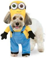 Minions Movie Bob Arms Pet Costume