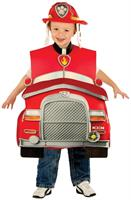 Paw Patrol Nick Jr Marshall Child Toddler Costume