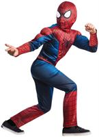 Marvel Amazing Spiderman 2 Deluxe Costume Child