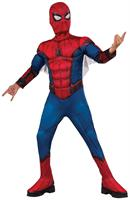 Spider-Man: Homecoming DLX Muscle Chest Child's Costume