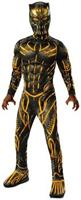 Marvel Black Panther Movie Deluxe Erik Killmonger Child Costume