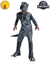 "Jurassic World Fallen Kingdom Velociraptor ""Blue"" Child Costume"