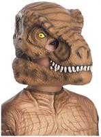 Jurassic World: Fallen Kingdom T-Rex w/ Movable Jaw Child's Vinyl Costume Mask