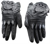 Batman Adult Costume Deluxe Batman Gloves
