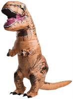 Inflatable T-Rex Costume Adult One Size