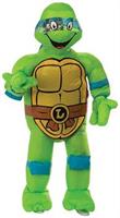 Teenage Mutant Ninja Turtles Classic Leonardo Inflatable Adult Costume