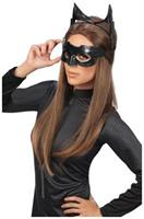 Catwoman Deluxe Goggles and Mask Costume Accessory Kit Adult