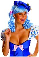 Strawberry Shortcake Blueberry Muffin Deluxe Costume Wig