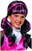 Monster High Draculaura Costume Wig