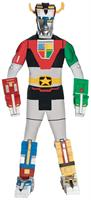 Deluxe Voltron Adult Costume