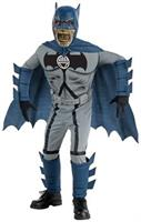Batman Blue Deluxe Zombie Costume Child
