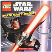 LEGO Star Wars: Darth Maul's Mission Paperback Book