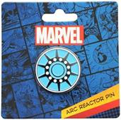 Iron Man Arc Reactor Enamel Collector Pin