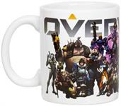 Overwatch Mug | Overwatch Characters and Logo Mug | Collector's Edition
