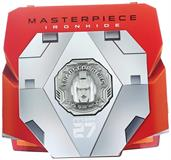 Transformers Masterpiece MP-27 Ironhide Collector Coin