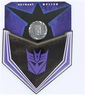 Transformer MP-11SW Skywarp Collector's Coin