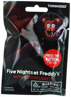 Five Nights at Freddy's Blind Bagged Mini Frightlight