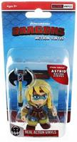 "How To Train Your Dragon 3.25"" Action Vinyl: Astrid (Racing Stripes)"