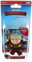 "How To Train Your Dragon 3.25"" Action Vinyl: Fishlegs (Flocked Fur)"