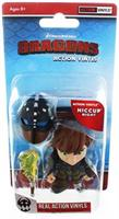 "How To Train Your Dragon 3.25"" Action Vinyl: Hiccup (Night)"
