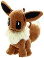 Pokemon 3 Inch Plush Clip On - Eevee
