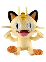 "Pokemon XY 8""Plush: Meowth"