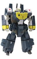 Robotech GBP-1J Heavy Armor Veritech Transformable Action Figure: Roy Fokker