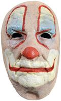 Adult Costume Face Mask Old Clown