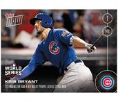 MLB Chicago Cubs Kris Bryant #650 2016 Topps NOW Trading Card