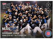 MLB Chicago Cubs Advance To The NLCS #572B Topps NOW Trading Card
