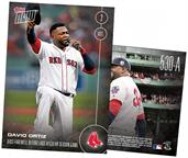 MLB Boston Red Sox David Ortiz #530A Topps NOW Trading Card