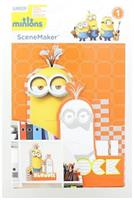 Despicable Me Scene Maker Minions Stuart Party Decor