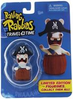 "Raving Rabbids ""Travel in Time"" 2.5"" Mini Figure: Pirate Rabbid"