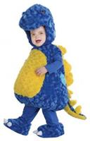 Belly Babies Stegosaurus Dinosaur Plush Child Toddler Costume