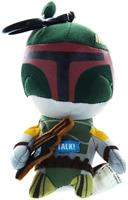 "Star Wars 4"" Mini Talking Plush Clip On: Boba Fett"