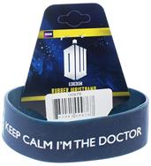 Doctor Who Rubber Wristband I'm The Doctor