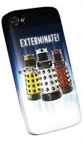 Doctor Who iPhone 4 Hard Snap Case: Exterminate