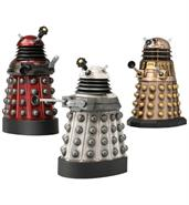 "Doctor Who Asylum of the Daleks 5-6"" Action Figure Set"