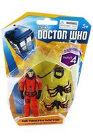 "Doctor Who 3.75"" Action Figure: 12th Doctor (Spacesuit w/ Space Germs)"