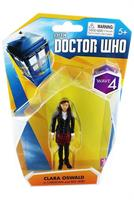 "Doctor Who 3.75"" Action Figure: Clara Oswald (Cardigan/ Red Skirt)"