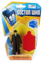 "Doctor Who Wave 3 3.75"" Action Figure Tenth Doctor"
