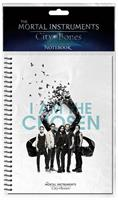 "The Mortal Instruments City of Bones ""I Am The Chosen"" Notebook"