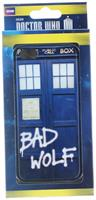 Doctor Who iPhone 5 Hard Snap Case Bad Wolf