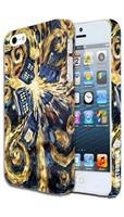 Doctor Who iPhone 5 Hard Snap Case: Van Gogh Exploding TARDIS