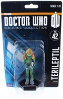 "Doctor Who 4"" Resin Figure: Terileptil (The Visitation)"