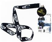 "Sherlock Holmes Lanyard Moriarty ""Did You Miss Me?"" with 2D Get Sherlocked Charm"