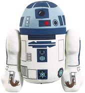 "Star Wars Super Deluxe 24"" Talking Plush: R2-D2"